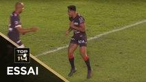 TOP 14 - Essai Malakai FEKITOA (RCT) - Toulon - Agen- J5 - Saison 2018/2019