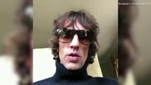 It was just litter! Richard Ashcroft hits back over 'mystery package'