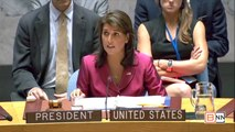 Ambassador Nikki Haley Reports On The Middle East Crisis