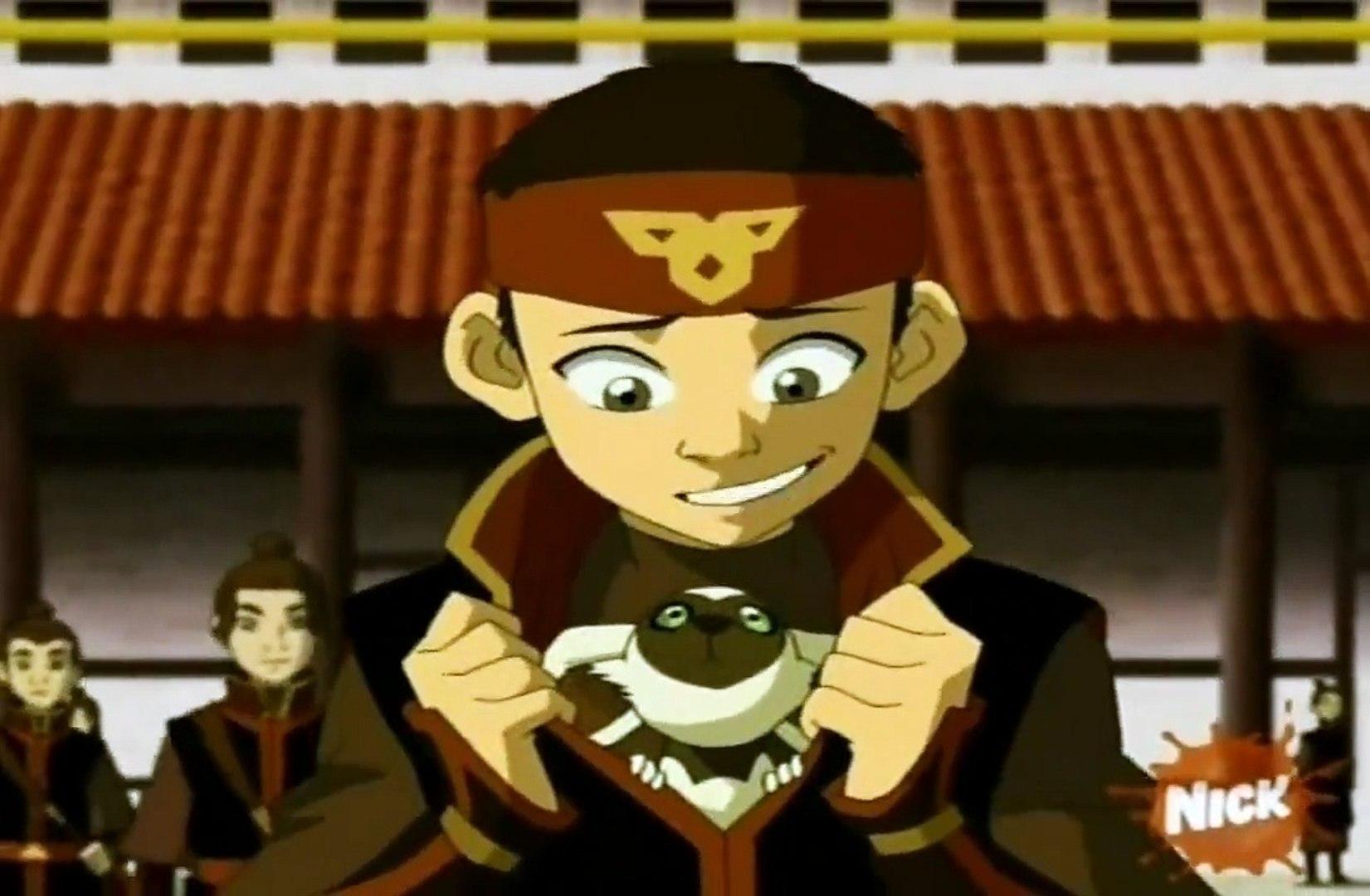 Avatar - The Last Airbender S03E02 The Headband
