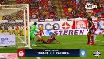 Xolos Tijuana vs Pachuca 1-0 Resumen Goles 2018