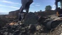 Bartın Devlet Hastanesi İnşaatında Feci Kaza: İşçiler Toprak Altında Kaldı