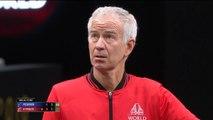 Laver Cup - ''Vous délirez !'' : Kyrgios et McEnroe s'emportent contre l'arbitre