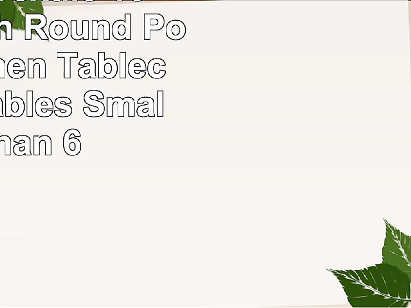 Ultimate Textile 10 Pack 60Inch Round Polyester Linen Tablecloth  for Tables Smaller