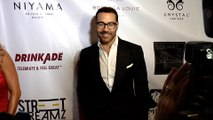 "Jeremy Piven 2018 Face Forward's ""La Dolce Vita"" Gala Red Carpet"