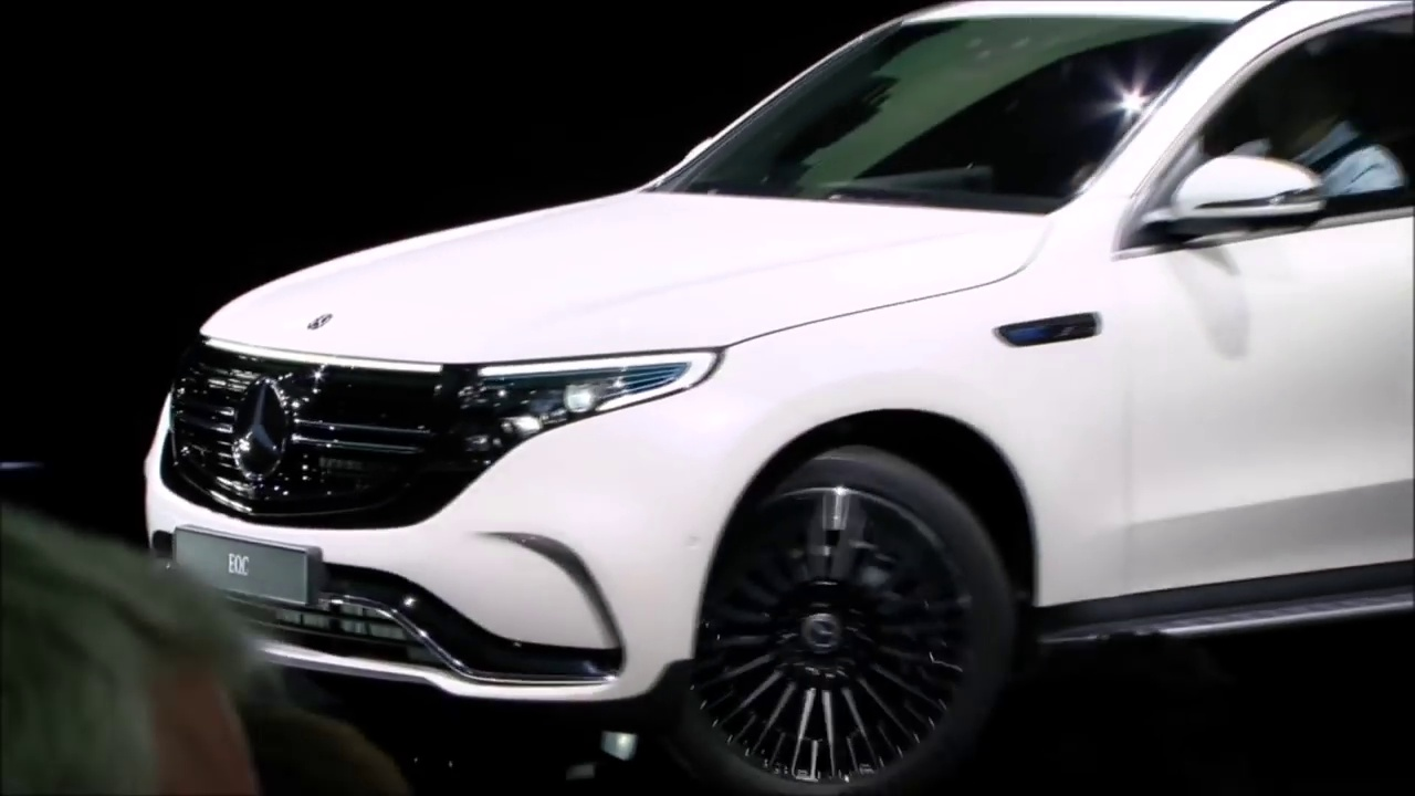 2019 Mercedes EQC – First Electric Mercedes!