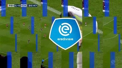 Gaston Pereiro Goal HD -  PSV1-0Ajax 23.09.2018