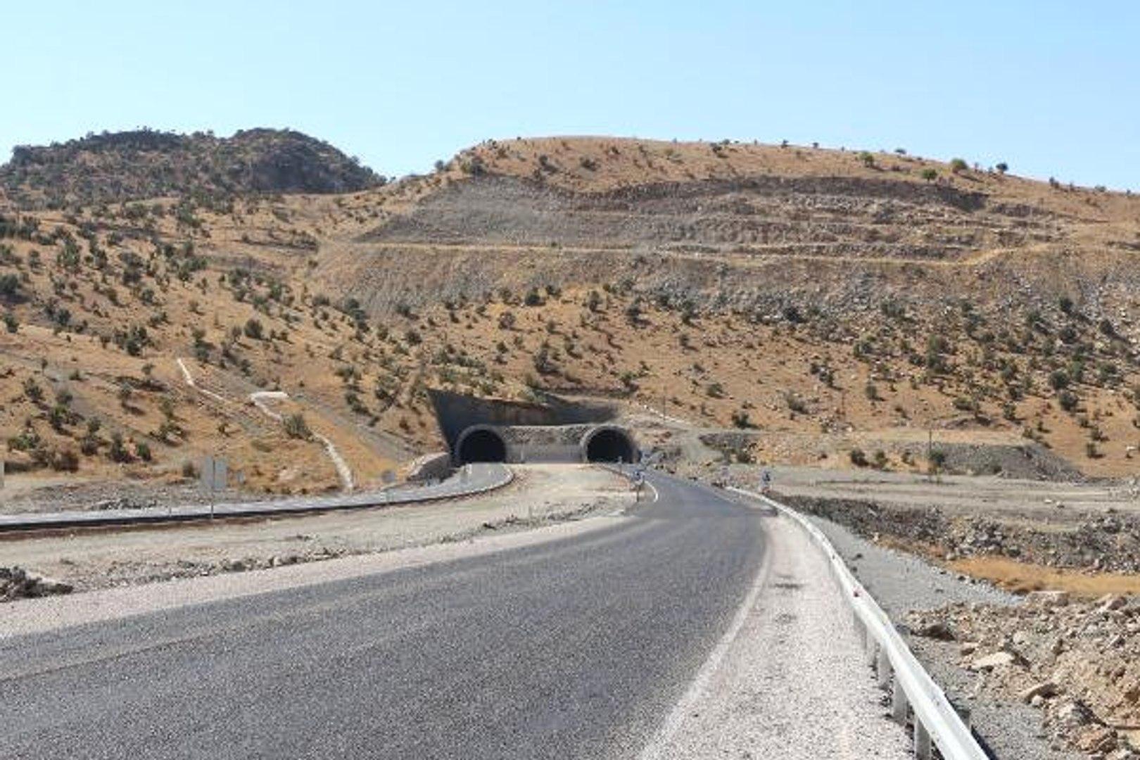 Cudi Dağı, 21 Yıllık Çalışma Sonucu Tünellerle Aşıldı