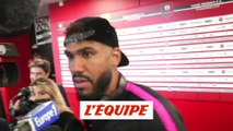 Choupo Moting «On mérite la victoire» - Foot - L1 - PSG