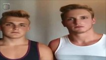 Logan Paul and Jake Paul Best Vines Clips Together Compilation