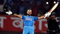 India VS Pakistan Asia Cup 2018: Shikhar Dhawan slams 15th ODI century | वनइंडिया हिंदी