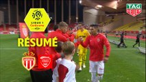 AS Monaco - Nîmes Olympique (1-1)  - Résumé - (ASM-NIMES) / 2018-19