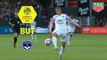 But Nicolas DE PREVILLE (90ème +5) / EA Guingamp - Girondins de Bordeaux - (1-3) - (EAG-GdB) / 2018-19