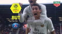 But Angel DI MARIA (45ème) / Stade Rennais FC - Paris Saint-Germain - (1-3) - (SRFC-PARIS) / 2018-19
