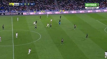 Houssem Aouar Goal HD - Lyon1-0Marseille 23.09.2018