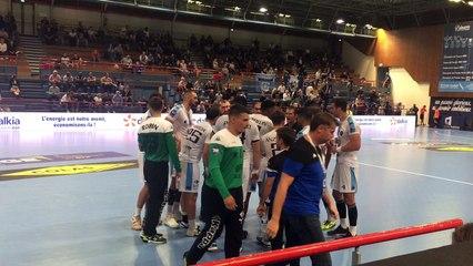 Handball   Proligue : Interviews - Pierre Montorier et Antoine Ferrandier (Créteil) 21/09/18