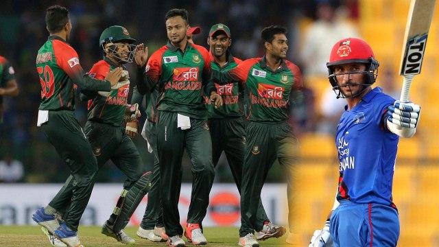 Asia Cup 2018:Bangladesh beats Afghanistan by 3 runs to keep hopes alive   वनइंडिया हिंदी