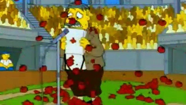 The Simpsons S04E14 - Brother from the Same Planet