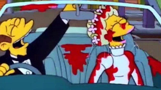The Simpsons S04E06 - Itchy & Scratchy The Movie