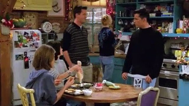 Friends S02E09 - The One with Phoebe's Dad