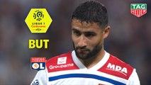 But Nabil FEKIR (74ème pen) / Olympique Lyonnais - Olympique de Marseille - (4-2) - (OL-OM) / 2018-19