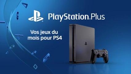 Trailer - PS Plus Octobre 2018 - Les jeux PS4 en vidéo