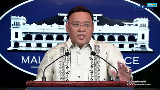 Roque: Law, court ruling say there were human rights violations during martial law