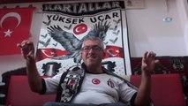 Tek Hayali Vodafone Park'ta Beşiktaş Maçı İzlemek
