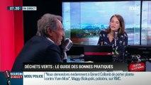Dupin Quotidien : Déchets verts, le guide des bonnes pratiques - 24/09