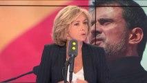 """Manuel Valls à Barcelone """"poursuit une trajectoire politique un peu inédite"""" analyse Valérie Pécresse qui lui souhaite """"bon courage pour défendre l'intégrité de l'Espagne"""""""