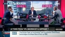 """Brunet & Neumann : Le """"choc fiscal"""" d'Emmanuel Macron est-il suffisant ? - 24/09"""