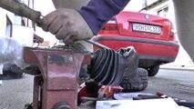 Tankentlüftungssystem Tankentlüftungsventil P0441 Skoda VW Seat Audi