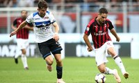 Rossoneri sofrem empate do Atalanta no fim