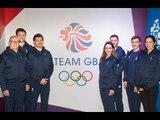 Team GB Ambition Programme: PyeongChang 2018