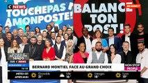 """EXCLU: Bernard Montiel face au grand choix dans Morandini Live : """"Matthieu Delormeau? Non je ne ferai pas son émission"""""""