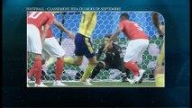 Football: Classement FIFA (septembre) voici le classement de la Côte d'Ivoire