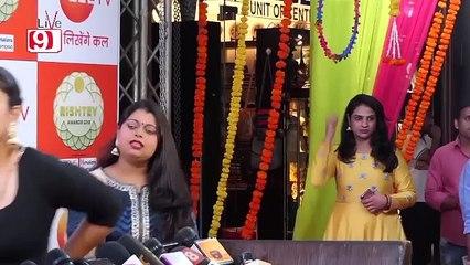Kumkum Bhagya - Leena Jumani at Zee Rishtey Awards 2018 - Red Carpet.