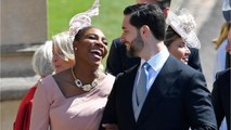 Serena Williams And Meghan Markle Support Each Other