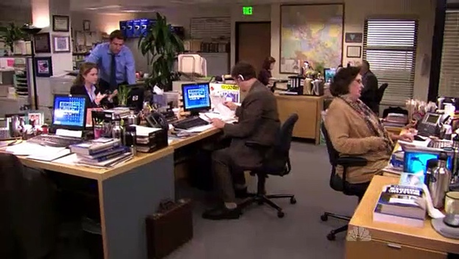 The Office S07 E02 Counseling