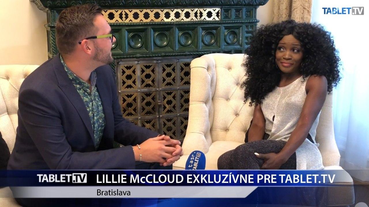Lillie McCloud exkluzívne v TABLET.TV: Vymenila som Floridu za Košice