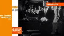 """""""Toute la chanson"""" avec Sacha Distel, ce soir, à 20h40 sur TV Melody datant de 1960"""