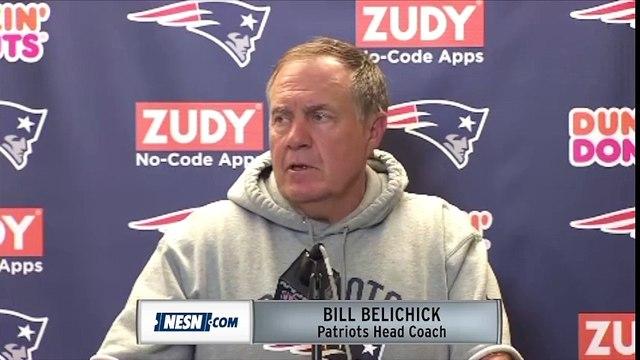 Bill Belichick Patriots vs. Lions Week 3 Postgame Press Conference