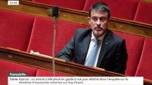 Manuel Valls, député, grand absent de l'Assemblée Nationale - ZAPPING ACTU DU 24/09/2018