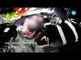 Rescataron a niños sepultados por escombros tras sismo en Italia