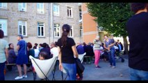 "Le 1er festival des arts de rue ""Là où va l'indien"" de Saint-Genest-Lerpt"