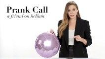 Elizabeth Olsen Tries 9 Things She's Never Done Before