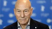 Star Trek: Patrick Stewart Shares First Photo From New Picard Series