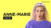 """Anne-Marie """"2002"""" Official Lyrics & Meaning 