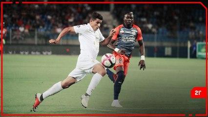 Résumé : Le match de Youcef Atal vs Montpellier
