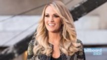 'Cry Pretty' Debuts at No. 1 on Billboard 200 Chart, Carrie Underwood Reacts | Billboard News